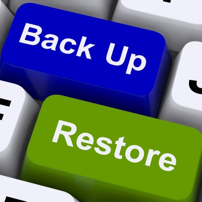 FTP website recovery